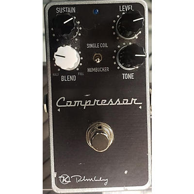 Keeley Compressor Plus Effect Pedal