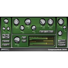 McDSP CompressorBank Native v6 (Software Download)