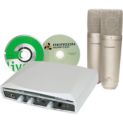 M-Audio Computer Recording Bundle