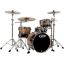 Concept Birch 4-Piece Shell Pack Natural to Charcoal Fade