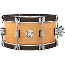 PDP by DW Concept Classic Snare Drum with Wood Hoops