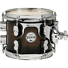 Open BoxPDP by DW Concept Exotic Series Walnut to Charcoal Burst, Suspended Tom