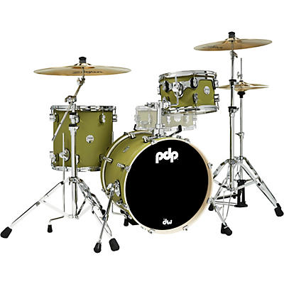 PDP by DW Concept Maple 3-Piece Bop Shell Pack