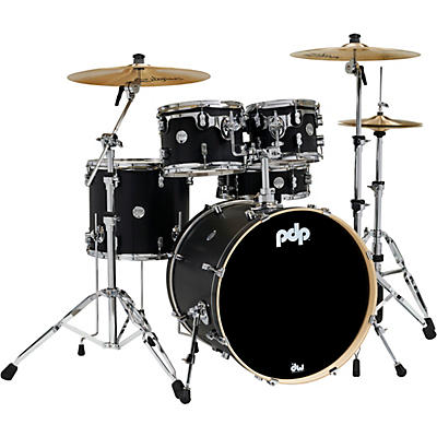 PDP by DW Concept Maple 5-Piece Shell Pack with Chrome Hardware