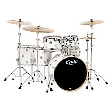 Concept Maple 6-Piece Shell Pack Pearlescent White