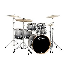 Concept Maple 6-Piece Shell Pack Silver to Black Fade