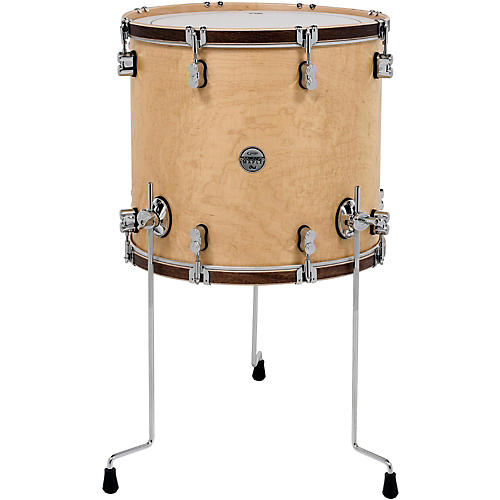 PDP by DW Concept Maple Classic Floor Tom with Tobacco Hoops