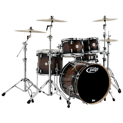 PDP by DW Concept Maple Exotic Series 5-Piece Shell Pack