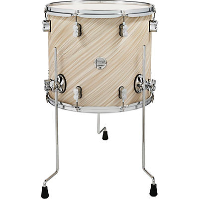 PDP by DW Concept Maple Floor Tom with Chrome Hardware