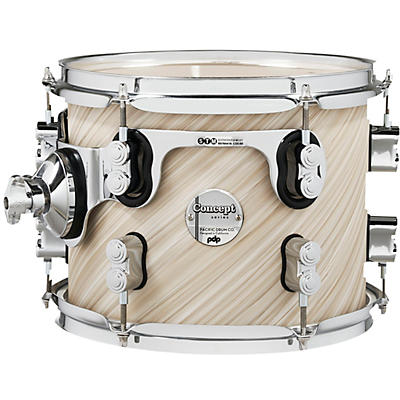 PDP by DW Concept Maple Rack Tom with Chrome Hardware