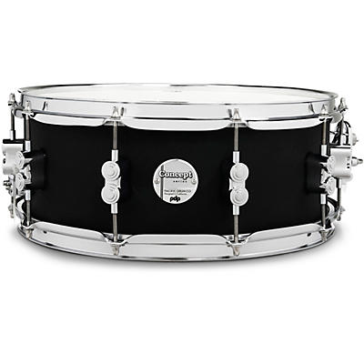 PDP by DW Concept Maple Snare Drum with Chrome Hardware