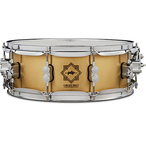 PDP by DW Concept Select Bell Bronze Snare Drum 14 x 5 in. Bronze