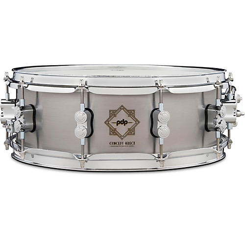 PDP by DW Concept Select Steel Snare Drum 14 x 5 in. Steel