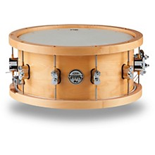 Open Box PDP by DW Concept Series 20-Ply Snare Drum with Wood Hoops
