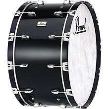 Concert Bass Drum Midnight Black 16x36
