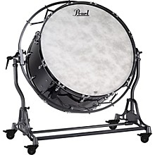 Open Box Pearl Concert Bass Drum with STBD Suspended Stand