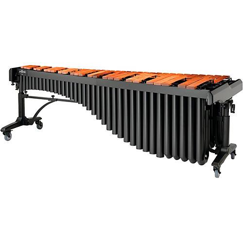 Majestic Concert Black Marimba, 5.0 Octave, Padauk Bar 5 Octave Concert Frame