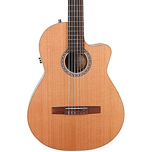 Godin Concert CW QIT Acoustic-Electric Nylon-String Guitar Natural