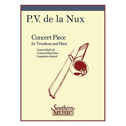 Southern Concert Piece (Trombone) Southern Music Series Composed by Paul Véronge de La Nux