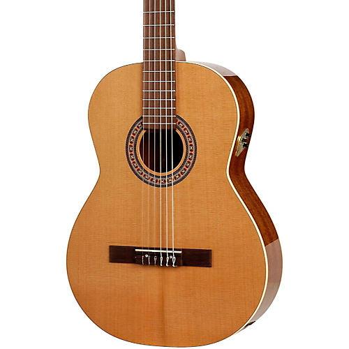 La Patrie Concert QI Left-Handed Acoustic-Electric Classical Guitar