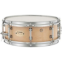 Open Box Yamaha Concert Series Maple Snare Drum