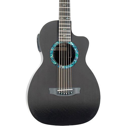 RainSong Concert Series Parlor Acoustic-Electric Guitar Carbon Fiber