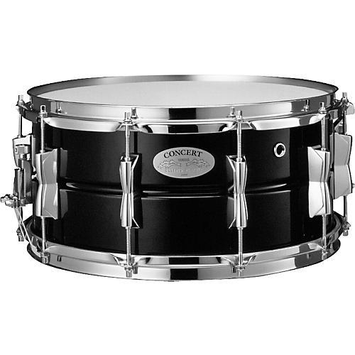 yamaha concert series steel snare drum musician 39 s friend. Black Bedroom Furniture Sets. Home Design Ideas