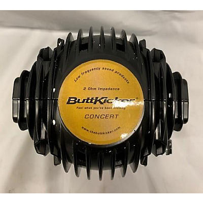 Buttkicker Concert Sonic Shaker Drum Amplifier