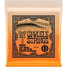 Ernie Ball Concert/Soprano Nylon Ball-End Ukulele Strings