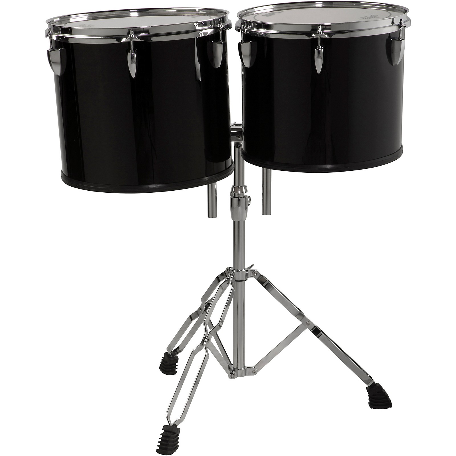 Sound Percussion Labs Concert Tom Set 13 and 14 with Stand