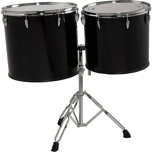 Sound Percussion Labs Concert Tom Set 16 and 18 with Stand
