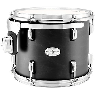 Black Swamp Percussion Concert Tom in Satin Concert Black Stain