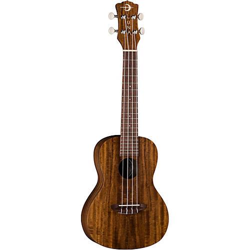 Luna Guitars Concert Ukulele Flamed Acacia Flamed Acacia