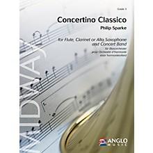 Anglo Music Press Concertino Classico for Flute and Concert Band Concert Band Level 4 Composed by Philip Sparke