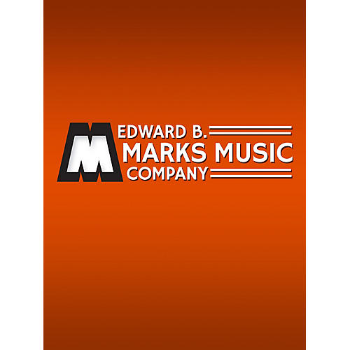 Edward B. Marks Music Company Concerto á 4 in B Flat Major (Score) Woodwind Ensemble Series Softcover by Georg Philipp Telemann