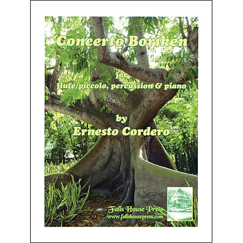 Carl Fischer Concerto Boriken Book