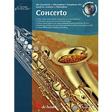 De Haske Music Concerto De Haske Play-Along Book Series