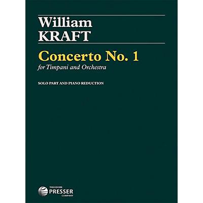 Carl Fischer Concerto No. 1 for Timpani and Orchestra