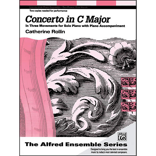 Alfred Concerto in C Major 2 copies required