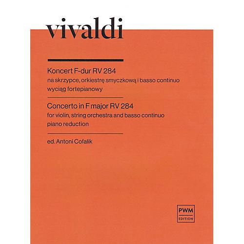 PWM Concerto in F Major, RV284 from 'La Stravaganza' Op. 4 Violin and Piano Reduction
