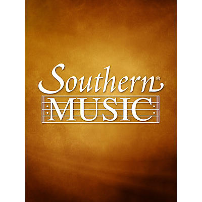 Southern Concerto in G Major Southern Music Series Arranged by Dwight Manning