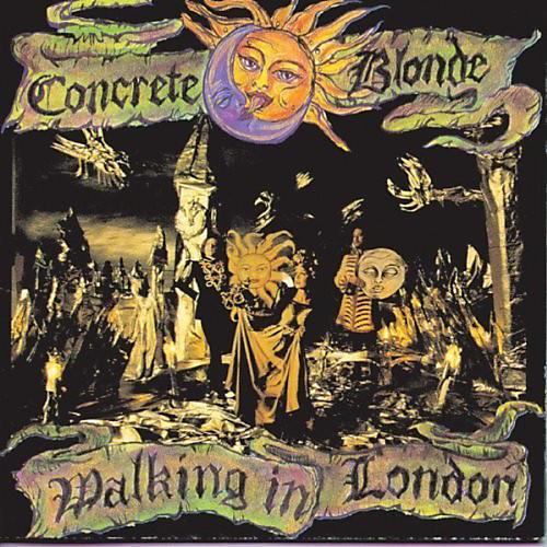 Alliance Concrete Blonde - Walking In London