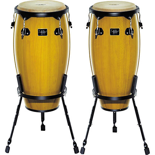 Schalloch Conga Set with Basket Stands
