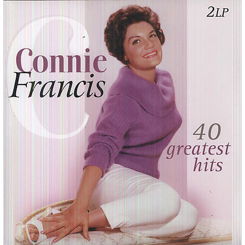 Alliance Connie Francis - 40 Greatest Hits