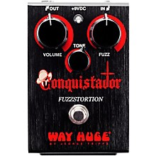Open Box Way Huge Electronics Conquistador Fuzzstortion Effects Pedal