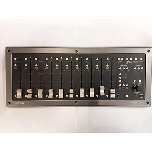 Softube Console 1 Fader Control Surface