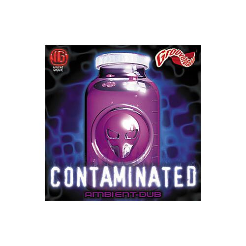 IK Multimedia Contaminated Ambient/Dub Loop CD ROM for GrooveMaker