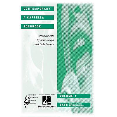Hal Leonard Contemporary A Cappella Songbook - Vol. 1 (Collection) SATB a cappella arranged by Deke Sharon