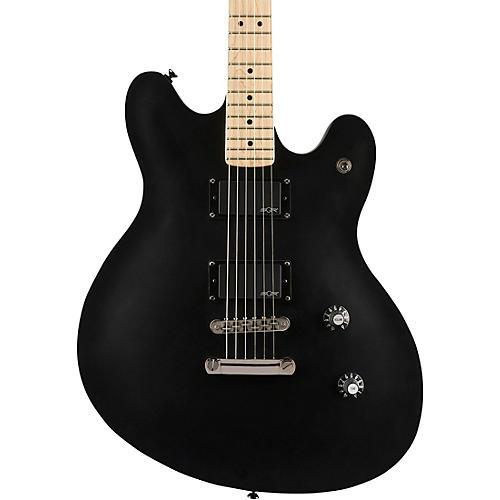 Squier Contemporary Active Starcaster Maple Fingerboard Flat Black