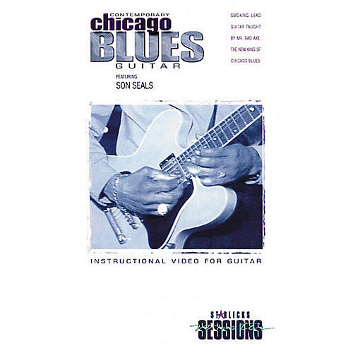 Hal Leonard Contemporary Chicago Blues Guitar Video